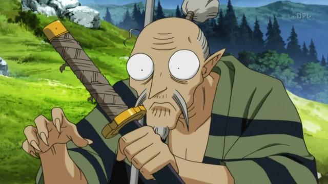 Khi Ngộ Tâm Quỷ cắn vỡ Thiết Toái Nha, Totosai đã phải dùng một chiếc răng nanh của Khuyển Dạ Xoa để ghép những phần gãy lại với nhau…