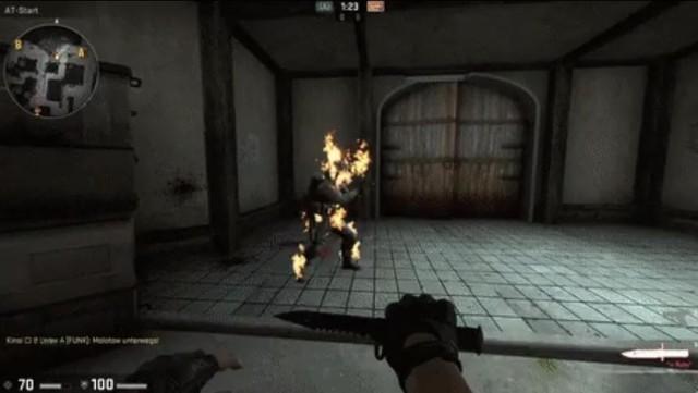 Chém phát cháy luôn!