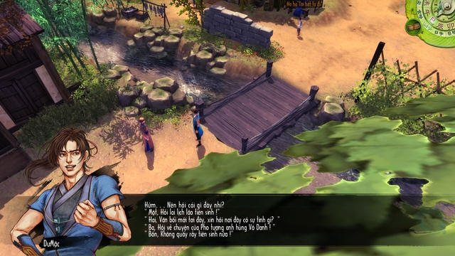 Hành tẩu giang hồ qua bản Việt hóa của Võ Lâm Quần Hiệp - game nhập vai bối cảnh truyện Kim Dung