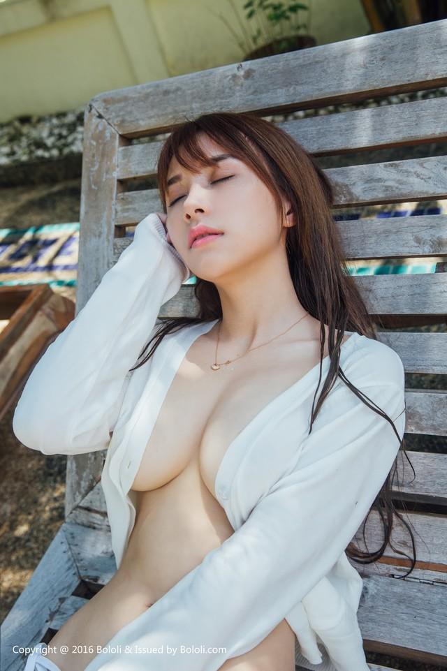 Chảy máu mũi với vòng 1 hoàn hảo của Xia Mei Jang - mỹ nữ vạn người mê - Ảnh 3.