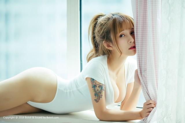 Chảy máu mũi với vòng 1 hoàn hảo của Xia Mei Jang - mỹ nữ vạn người mê - Ảnh 16.