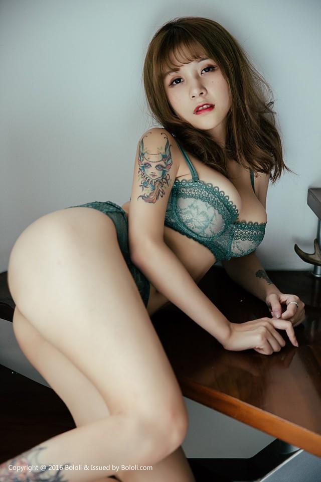 Chảy máu mũi với vòng 1 hoàn hảo của Xia Mei Jang - mỹ nữ vạn người mê - Ảnh 13.