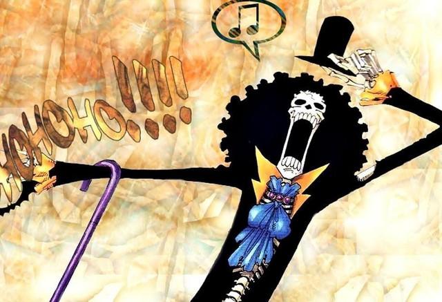 One Piece: 18 sự thật thú vị về Linh Vương Brook – nhạc công thích quần lót của Luffy - Ảnh 4.