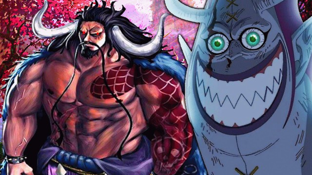 One Piece: Cựu Thất Vũ Hải Moriah sẽ trở lại và giúp Luffy đánh bại Tứ Hoàng Kaido? - Ảnh 3.