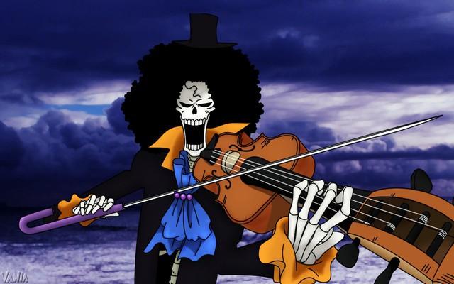 One Piece: 18 sự thật thú vị về Linh Vương Brook – nhạc công thích quần lót của Luffy - Ảnh 2.