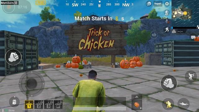 PUBG Mobile: Hết bom Táo, Tencent lại cho game thủ ném bom Bí Ngô - Ảnh 2.
