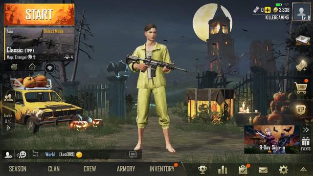PUBG Mobile: Hết bom Táo, Tencent lại cho game thủ ném bom Bí Ngô - Ảnh 3.