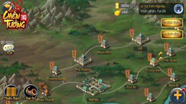 Chiến Tướng 3Q: Game thẻ tướng lai SLG thời gian thực sắp phát hành ngày 25/10 tại Việt Nam - Ảnh 6.
