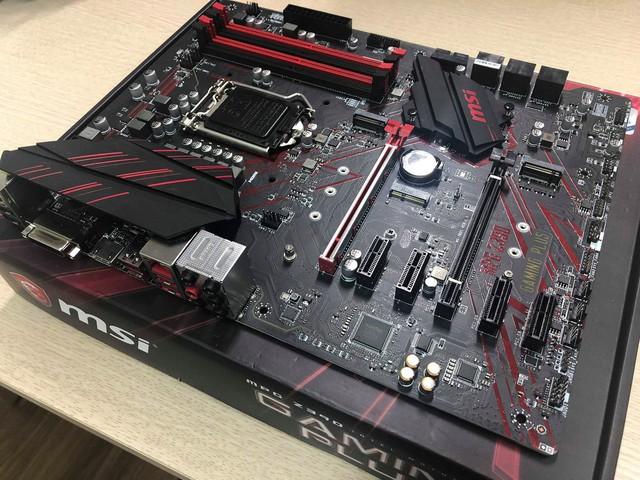 Đập hộp bộ đôi Z390 Gaming Plus và Gaming Pro Carbon của MSI: Vẫn khủng nhưng giá cực mềm, rất đáng mua - Ảnh 6.