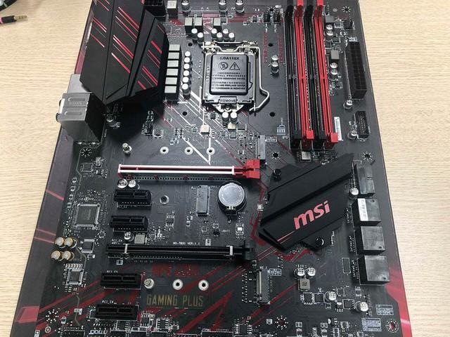 Đập hộp bộ đôi Z390 Gaming Plus và Gaming Pro Carbon của MSI: Vẫn khủng nhưng giá cực mềm, rất đáng mua - Ảnh 4.