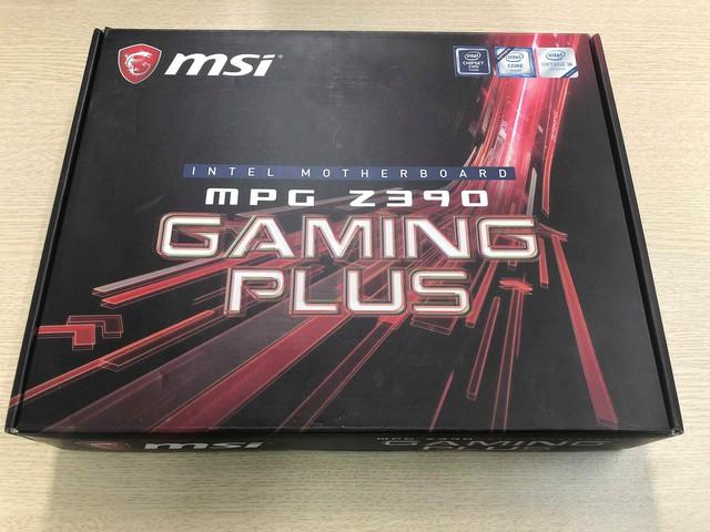 Đập hộp bộ đôi Z390 Gaming Plus và Gaming Pro Carbon của MSI: Vẫn khủng nhưng giá cực mềm, rất đáng mua - Ảnh 1.
