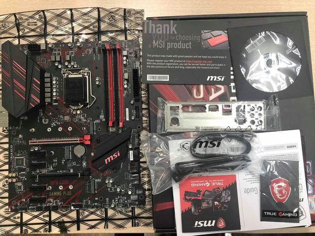Đập hộp bộ đôi Z390 Gaming Plus và Gaming Pro Carbon của MSI: Vẫn khủng nhưng giá cực mềm, rất đáng mua - Ảnh 3.