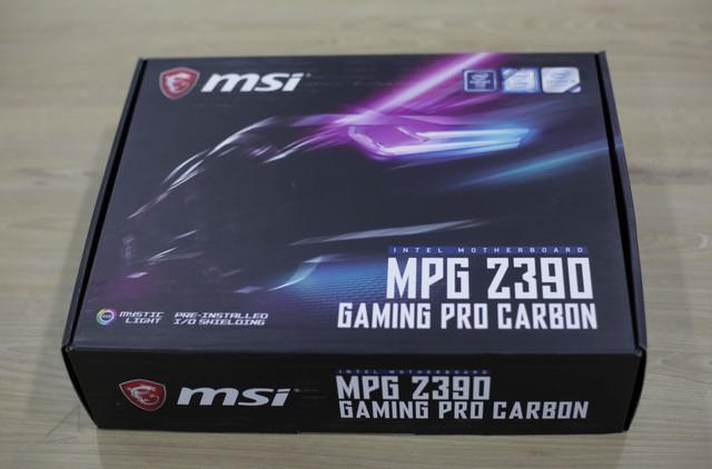 Đập hộp bộ đôi Z390 Gaming Plus và Gaming Pro Carbon của MSI: Vẫn khủng nhưng giá cực mềm, rất đáng mua - Ảnh 9.