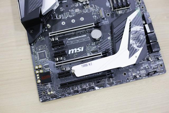 Đập hộp bộ đôi Z390 Gaming Plus và Gaming Pro Carbon của MSI: Vẫn khủng nhưng giá cực mềm, rất đáng mua - Ảnh 16.