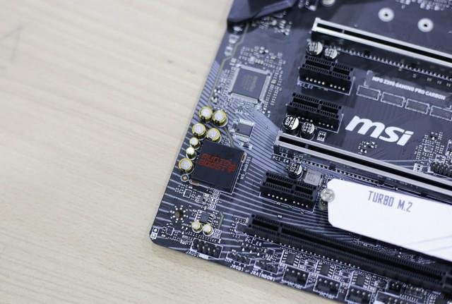 Đập hộp bộ đôi Z390 Gaming Plus và Gaming Pro Carbon của MSI: Vẫn khủng nhưng giá cực mềm, rất đáng mua - Ảnh 17.