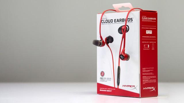 Đánh giá Cloud Earbuds - Tai nghe nhỏ gọn thoải mái nghe cực hay của Kingston HyperX - Ảnh 2.