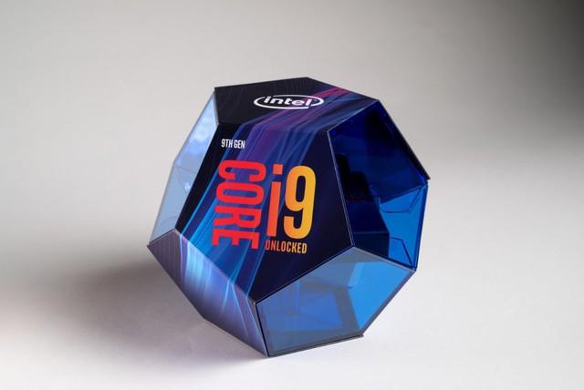 Intel khoe Core i9-9900K siêu mạnh với khả năng ép xung vô cùng ấn tượng - Ảnh 1.