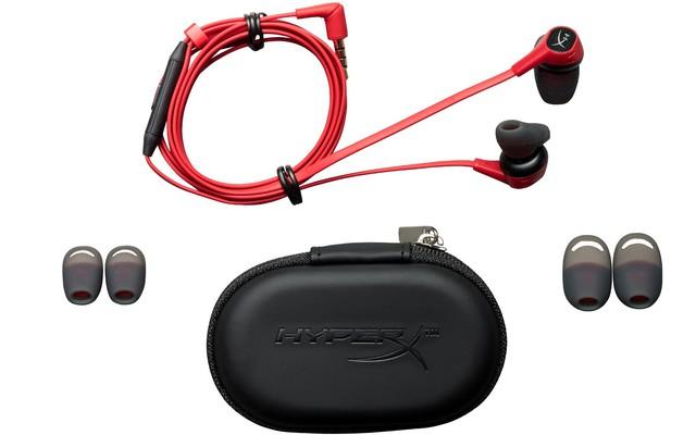 Đánh giá Cloud Earbuds - Tai nghe nhỏ gọn thoải mái nghe cực hay của Kingston HyperX - Ảnh 5.
