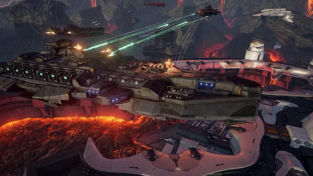 Dreadnought - Game phi thuyền bắn nhau đẹp ngất ngây chính thức mở cửa miễn phí trên Steam - Ảnh 1.