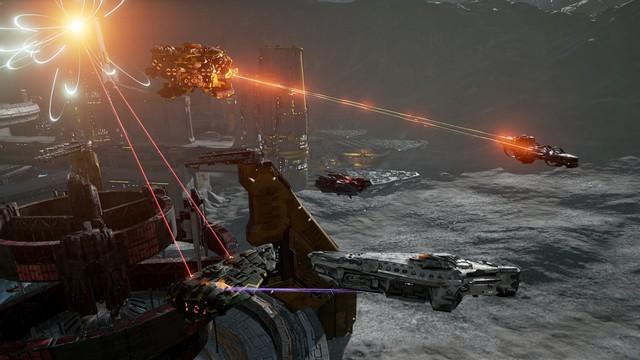 Dreadnought - Game phi thuyền bắn nhau đẹp ngất ngây chính thức mở cửa miễn phí trên Steam - Ảnh 3.