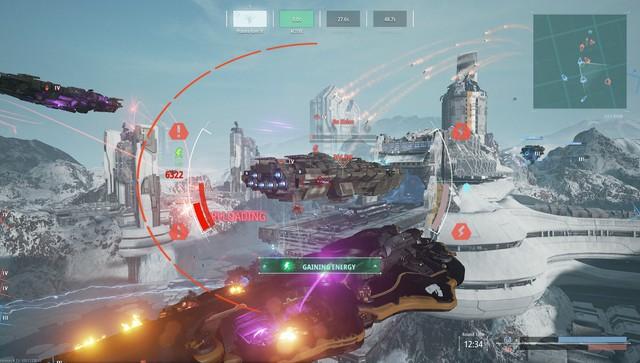 Dreadnought - Game phi thuyền bắn nhau đẹp ngất ngây chính thức mở cửa miễn phí trên Steam - Ảnh 4.