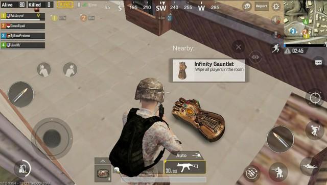 Người chơi PUBG Mobile nghĩ gì khi Găng Tay Vô Cực xuất hiện trong game? - Ảnh 3.