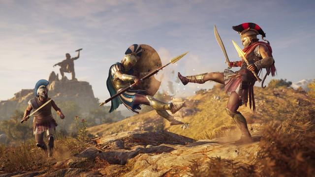 Tổng hợp đánh giá sớm Assassin's Creed Odyssey: Thêm ứng cử viên lớn cho danh hiệu game hay nhất năm - Ảnh 2.