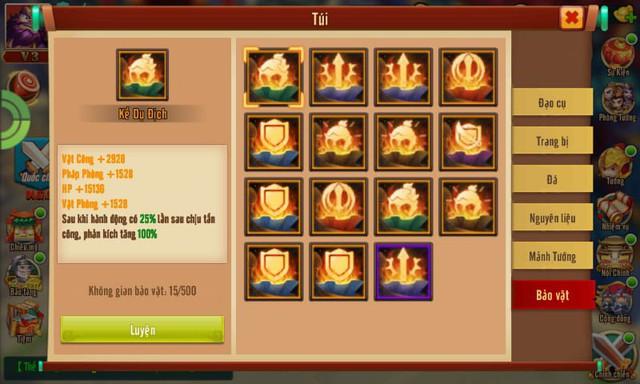 """Game duy nhất cho phép tất cả tướng """"ăn cắp"""" skill của nhau: Khi team Đốt biết Choáng, team Choáng biết Phản Damage - Ảnh 8."""