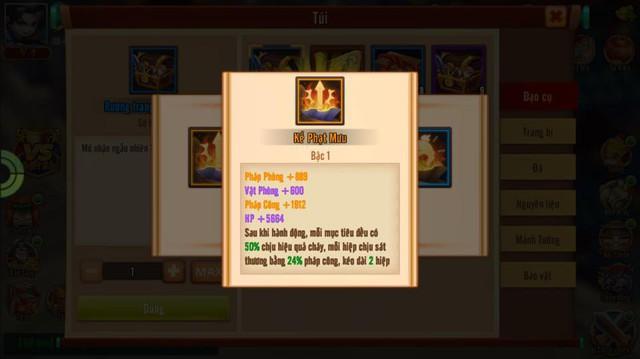 """Game duy nhất cho phép tất cả tướng """"ăn cắp"""" skill của nhau: Khi team Đốt biết Choáng, team Choáng biết Phản Damage - Ảnh 2."""