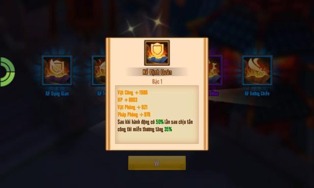 """Game duy nhất cho phép tất cả tướng """"ăn cắp"""" skill của nhau: Khi team Đốt biết Choáng, team Choáng biết Phản Damage - Ảnh 3."""
