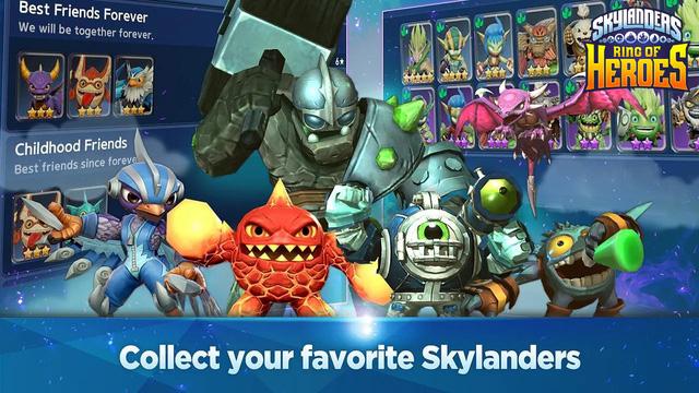 Skylanders Ring of Heroes - Game nhập vai di động tuyệt hay đã cho game thủ đăng ký tài khoản - Ảnh 1.