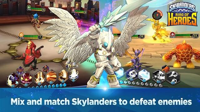 Skylanders Ring of Heroes - Game nhập vai di động tuyệt hay đã cho game thủ đăng ký tài khoản - Ảnh 2.