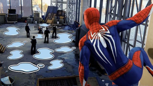 Cuối cùng, nhà sản xuất Marvels Spider-Man cũng phản phảo về scandal vũng nước - Ảnh 1.