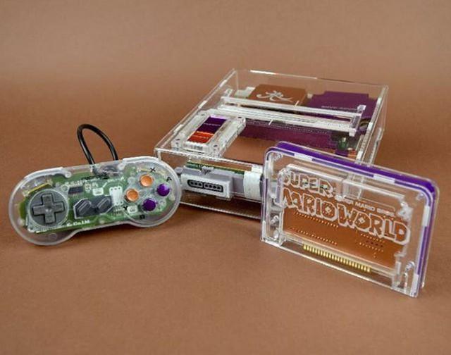 Ngắm bộ sưu tập máy điện tử băng được độ lại chất nhất quả đất - Ảnh 2.
