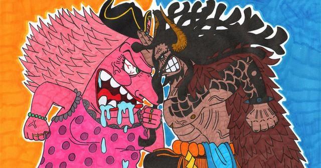 One Piece: 9 nhân vật cực mạnh có thể đánh tay đôi với Tứ Hoàng Kaido Bách Thú - Ảnh 2.
