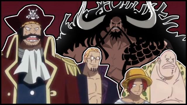 One Piece: 9 nhân vật cực mạnh có thể đánh tay đôi với Tứ Hoàng Kaido Bách Thú - Ảnh 8.