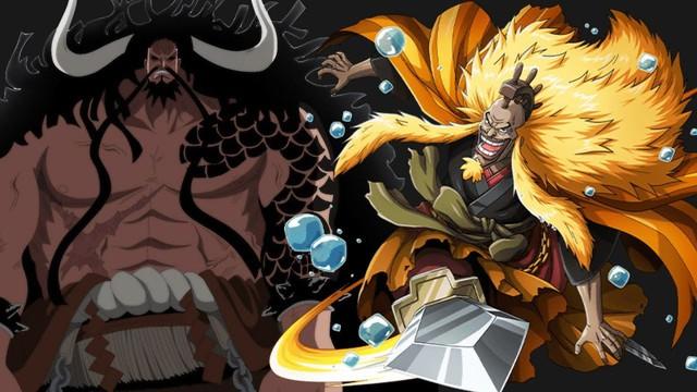 One Piece: 9 nhân vật cực mạnh có thể đánh tay đôi với Tứ Hoàng Kaido Bách Thú - Ảnh 9.
