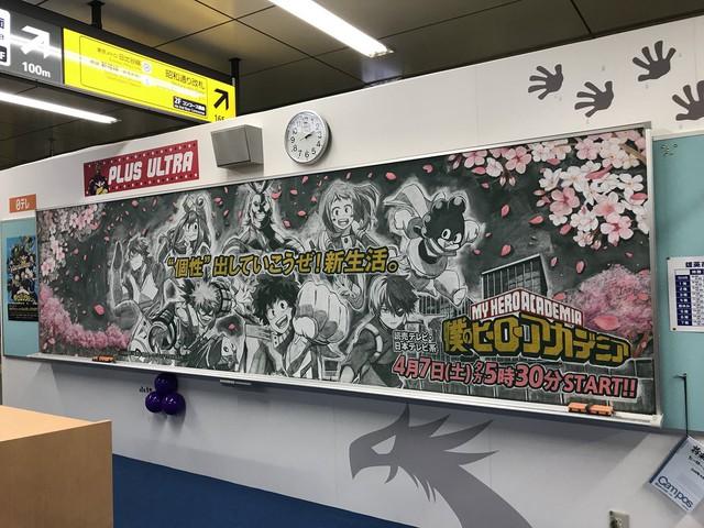 Cô giáo nhà người ta: Khuyến khích học sinh chăm chỉ bằng cách... vẽ Manga lên bảng phấn - Ảnh 5.