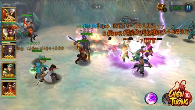 Tải ngay Chiến Tướng 3Q, game thẻ tướng lai SLG thời gian thực ra mắt NGÀY MAI - Ảnh 3.