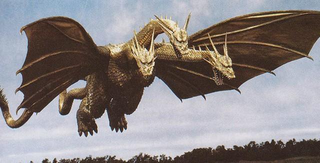 Rồng ba đầu Ghidorah sẽ được tiến hóa trong Godzilla: King of the Monsters? - Ảnh 1.