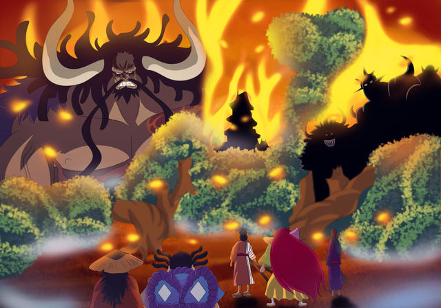 One Piece: Phát hiện ra một nhân vật có khả năng đang sở hữu Trái Ác Quỷ Thời Gian? - Ảnh 1.