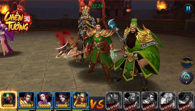 Tải ngay Chiến Tướng 3Q, game thẻ tướng lai SLG thời gian thực ra mắt NGÀY MAI - Ảnh 2.