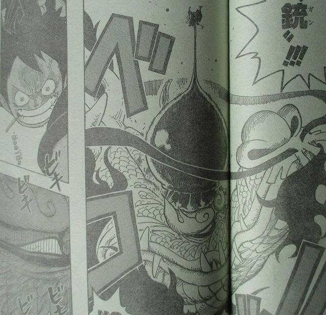 Tin chấn động: Luffy xuất chiêu, đấm bẹp đầu Rồng thần Kaido trong One Piece 922 - Ảnh 7.