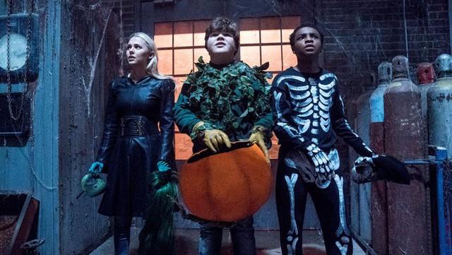 Goosebumps 2 - Đêm Halloween ma quái nhưng ngập tràn niềm vui - Ảnh 4.