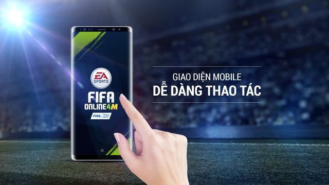 Fifa Online 4 FO4M phiên bản di động của game bóng đá hàng đầu vn Image-2-1540440451578702976752