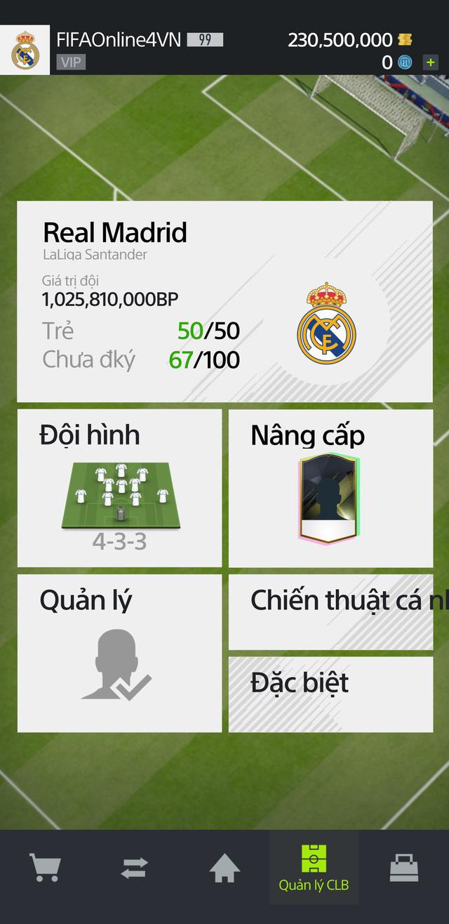 Fifa Online 4 FO4M phiên bản di động của game bóng đá hàng đầu vn Image-3-1540440451579993166988