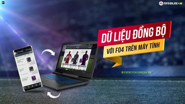 Fifa Online 4 FO4M phiên bản di động của game bóng đá hàng đầu vn Image-3b-15404404515821373399130