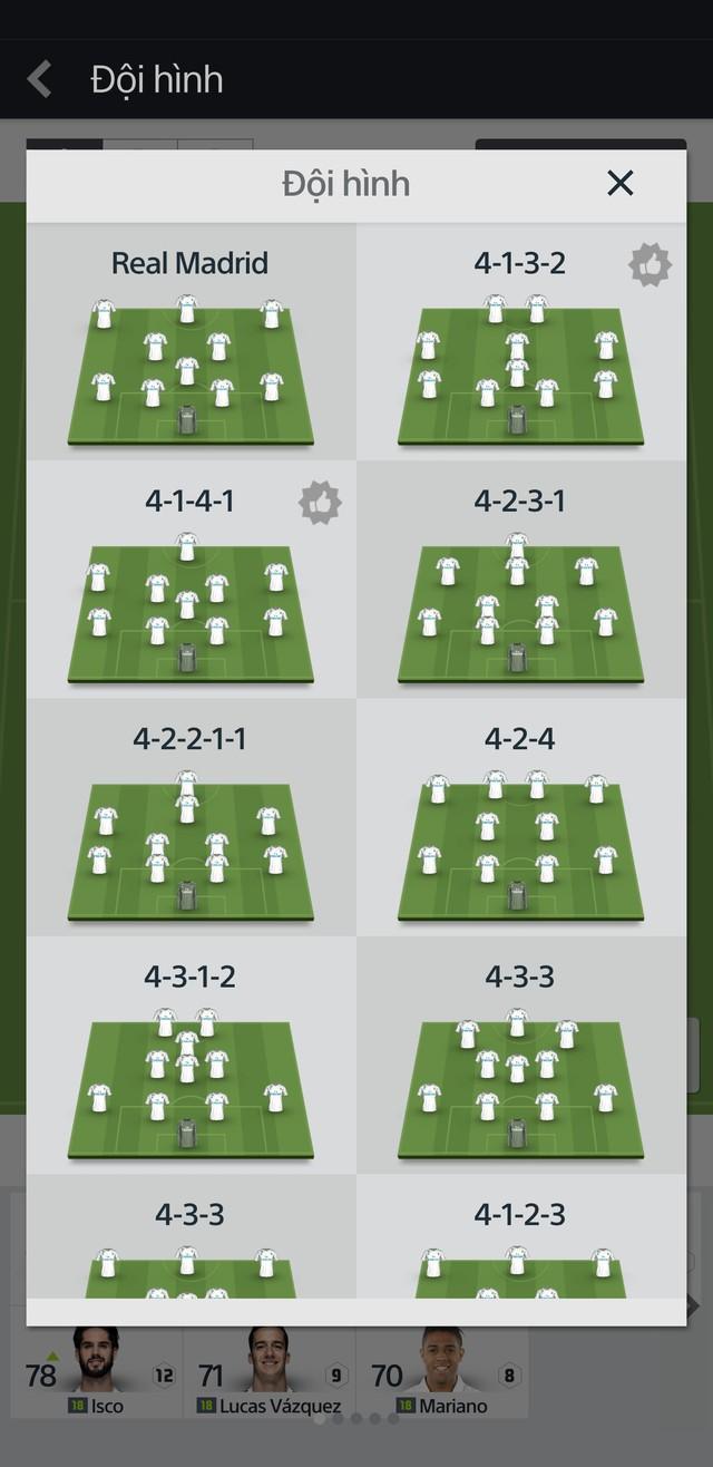 Fifa Online 4 FO4M phiên bản di động của game bóng đá hàng đầu vn Image-5-15404404515981758142773