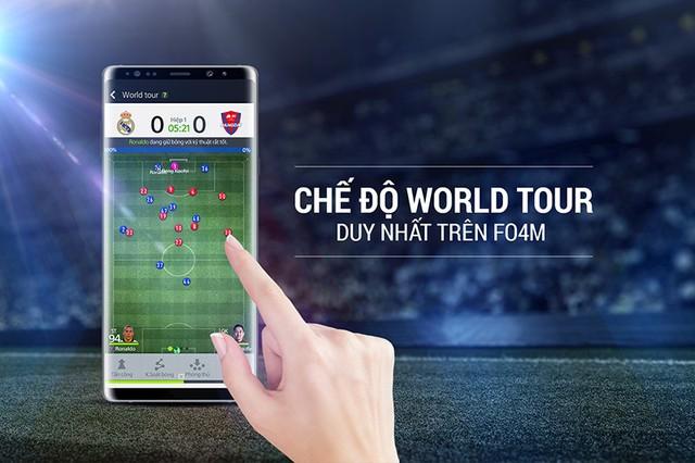 Fifa Online 4 FO4M phiên bản di động của game bóng đá hàng đầu vn Image-7-1540440451615233593826