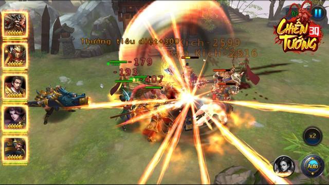 Chiến Tướng 3Q chính thức ra mắt HÔM NAY, ngày đầu tặng Mã Siêu, ngày 2 tặng Triệu Vân - Ảnh 2.